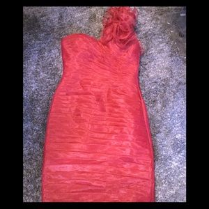 Size small One shoulder party dress